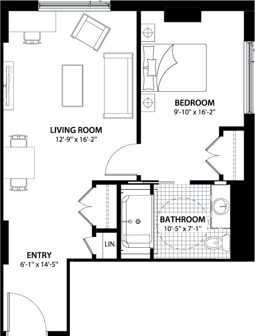Foxview Steppe Condo Floor Plans